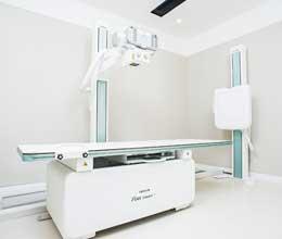 X光检查室